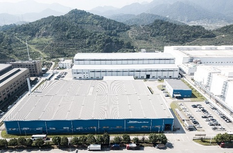 Demag Ningbo Systec Intelect